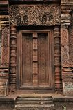 Banteay Srey inCambodia Royalty Free Stock Photo