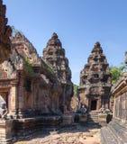 Banteay Srey Temple Stock Photos