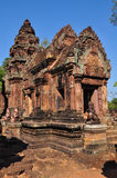 Banteay Srey Temple, Angkor in Cambodia Royalty Free Stock Photography