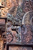 Banteay Srey Temple, Cambodia Royalty Free Stock Image