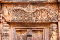 Banteay Srey temple, Cambodia Stock Photography