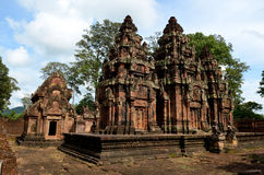 Banteay Srey temple Stock Photography