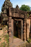 Banteay Srey temple Stock Images