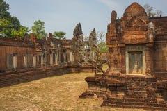 Bantei Samre temple, Angkor city Stock Image