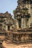 Bantei Samre temple, Angkor city Stock Images