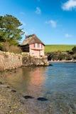 Bantham in Devon Royalty Free Stock Photo