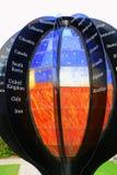 Banting Globe Stock Image