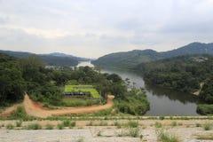 Bantou-Reservoir Lizenzfreie Stockfotos