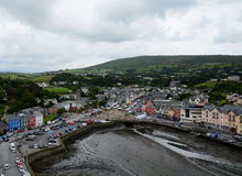Bantry from the Air Stock Photography