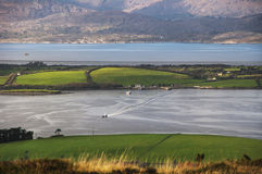 Bantry Bay from Seskin Hill Stock Images