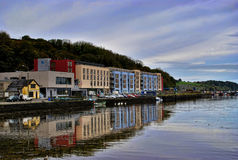 Bantry County Cork. Bantry is a town on the coast of County Cork, Ireland Stock Image