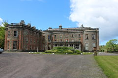 Bantry House Cork Ireland. The beautiful Bantry House Cork Ireland royalty free stock image