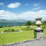 Bantry House Garden Royalty Free Stock Images