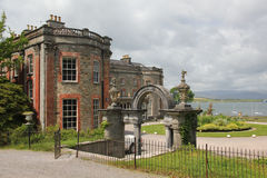 Bantry House, Ireland Royalty Free Stock Images