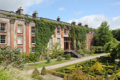 Bantry House, Ireland. Bantry House is a historic house with gardens in Bantry, County Cork, Ireland. It was constructed around 1700 Royalty Free Stock Photos