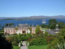 Bantry House in Ireland Royalty Free Stock Images