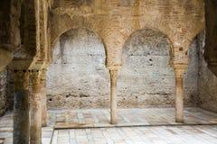 The Banuelo baths (El Banuelo).  Granada Royalty Free Stock Image