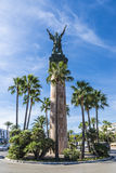 banus marbella puerto西班牙 免版税库存照片
