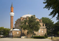 Banya Bashi Mosque, Sofia, Bulgaria Royalty Free Stock Photos