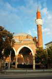 Banya Bashi Mosque in Sofia,Bulgaria Stock Photo