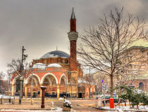 Banya Bashi Mosque in Sofia Royalty Free Stock Images