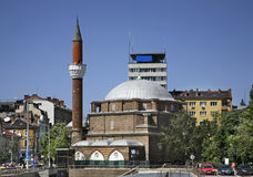Banya Bashi Mosque in Sofia. Bulgaria Royalty Free Stock Images