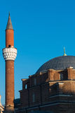 Banya Bashi Mosque, Sofia, Bulgaria Stock Photo