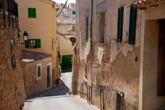 Banyalbufar (Majorca) Stock Photography