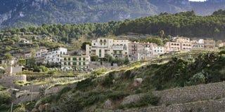 Banyalbufar, Majorca, Hiszpania obraz royalty free