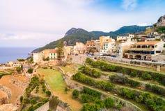 Banyalbufar, Mallorca Royalty Free Stock Image