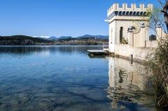 Banyoles, España imagen de archivo libre de regalías