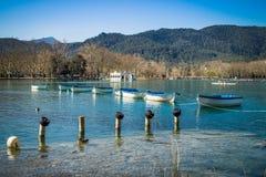 Banyoles Lake Stock Images