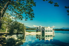 Banyoles Royalty Free Stock Photo