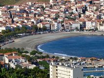 Banyuls sur Mer Stock Photo