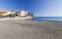 Banyuls sur mer,Occitanie,France. Royalty Free Stock Photography