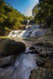 Banyumas indonesia för vattenfallnanggaajibarang Arkivbilder