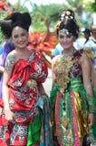 Banyuwangi carnival Stock Photos