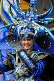 Banyuwangi carnival Royalty Free Stock Photography
