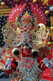 Banyuwangi carnival Royalty Free Stock Photos