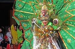 Banyuwangi carnival Stock Photography