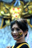 Banyuwangi carnival Stock Photo