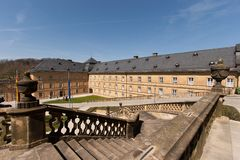 Banz Abbey Stock Images