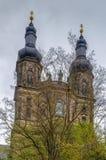 Banz abbotskloster, Tyskland Royaltyfri Fotografi