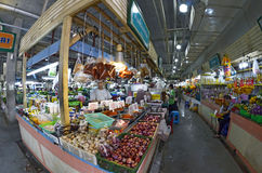 Banzaan Market in Patong. Banzaan Market is a covered market in Patong, Phuket, Thailand Royalty Free Stock Photo