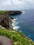 Banzai cliff Royalty Free Stock Photography