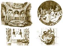 Baño - balneario Imagenes de archivo