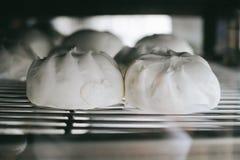 Bao / Baozi / Chinese Steamed Bun. / Chinese food Stock Photos