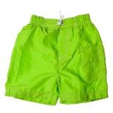 Baño de pantalones cortos Imagenes de archivo