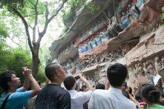 Bao Ding Mountain Circle da vida Fotografia de Stock