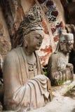 Bao Ding Mountain Circle de la vie Photos stock